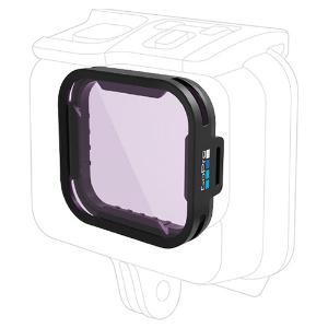 GoPro Green Water Dive Filter (Magenta) for Super Suit