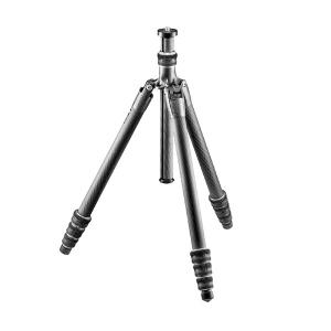 Gitzo Traveler Series 2 – 4 Section Carbon Fibre Tripod – Legs Only #GT2545T