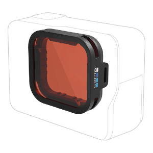 GoPro Blue Water Snorkel Filter for Hero5 and Hero6