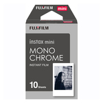 Fujifilm Instax Mini Monochrome Film (10 Pack)