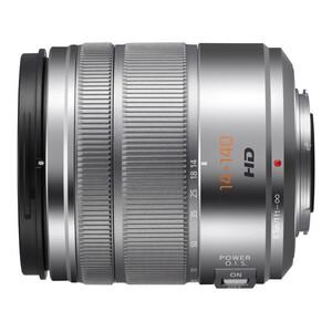 Panasonic Lumix G Vario 14-140mm f/3.5-5.6 ASPH. POWER O.I.S Lens - Silver Colour