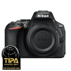 Nikon D5600 DSLR – Body Only