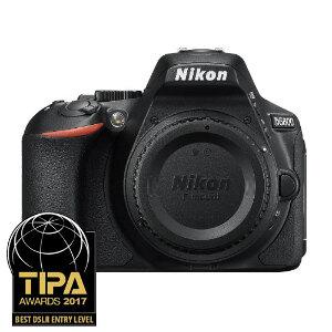 Nikon D5600 DSLR – Body Only