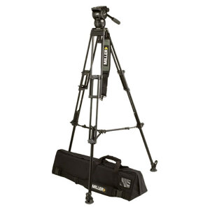 Miller Compass 15 2-Stage Alloy Video Tripod System - 1828