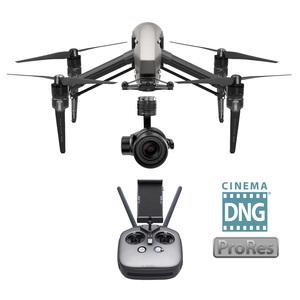 DJI Inspire 2 Premium Combo - Quadcopter + Remote Control +Zenmuse X5S + 17mm f/1.4 Lens