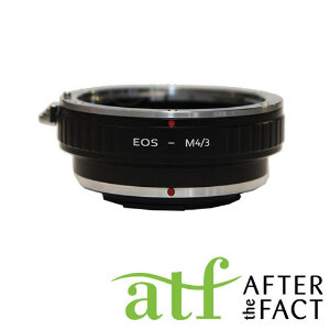 ATF Lens Adapter for EF Mount Lens to MFT Camera Body