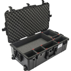 Pelican 1615 Large Wheeled Air Case - With TrekPak Dividers