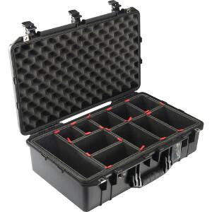 Pelican 1555 Medium Air Case - With TrekPak Dividers