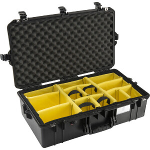 Pelican 1605 Large Air Case - With Dividers