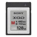 Sony XQD M Series Memory Card 440MB/s 128GB