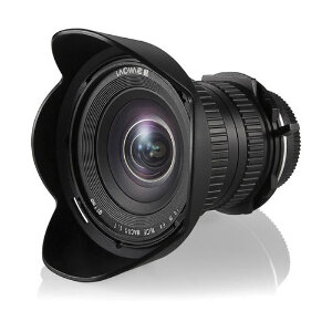 Laowa 15mm f/4 1:1 Wide Angle Macro Lens with Shift