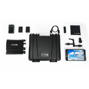 "SmallHD 701 Lite 7"" On-Camera Monitor with Accessory Bundle"