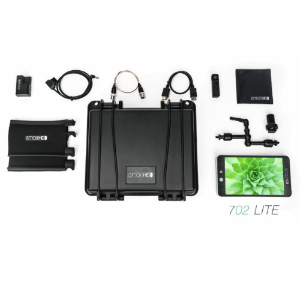 "SmallHD 702 Lite 7"" On-Camera Monitor with Accessory Bundle"