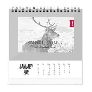 Shot2Go 2017 Desktop Photo Calendar