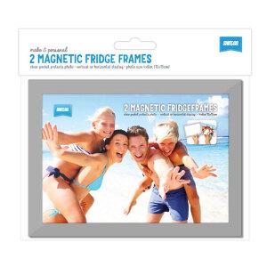 Shot2Go Magnetic Fridge Frame - Twin Pack