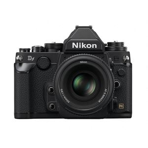 Nikon Df DSLR + 50mm F/1.8G - Special Edition - Black