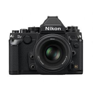 Nikon Df DSLR + 50mm F/1.8G - Special Edition - Black