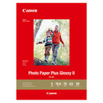 Canon Photo Paper Glossy II A3 20 Pack