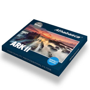 Athabasca ARK II 100x100mm – ND400 Neutral Density Filter