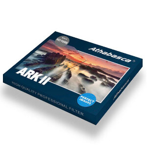 Athabasca ARK II 100x100mm – ND1000 Neutral Density Filter