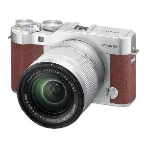 Fujifilm X-A3 + XC 16-50mm II OIS Lens