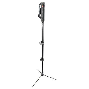 Manfrotto XPRO Prime 3-Section Aluminium Monopod MMXPROA3B
