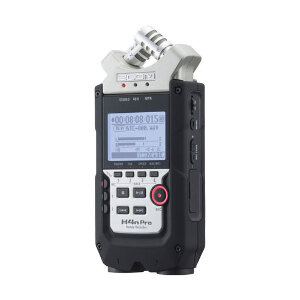Zoom H4n Pro Digital Recorder - FXR004PRO with Accessory Pack