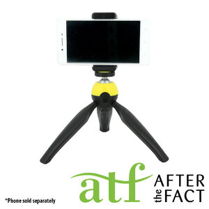 ATF Mini Tripod with Mobile Phone Mount