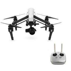 DJI Inspire 1 RAW Quadcopter with X5R 4K RAW Camera and Controller