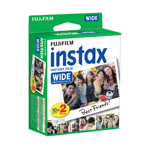 Fujifilm Instax 210 Wide Film - 20 Pack