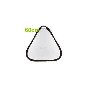 Prolux 60cm Triangular Scrim Diffuser with Handle