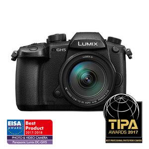 Panasonic GH5 + 12-35mm f/2.8 II Lens