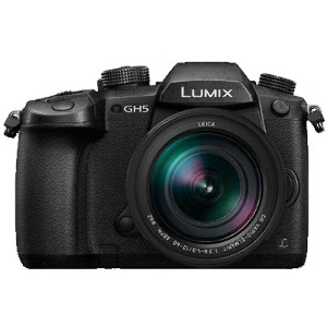 Panasonic GH5 + Leica 12-60mm f/2.8-f/4.0 Lens
