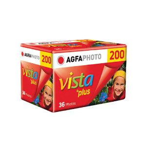 Agfa Vista Plus 200 ISO 35mm Film