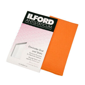 Ilford Antistatic Reusable Cloth - Orange