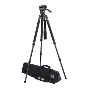 Miller Compass 12 Solo 75 2-Stage Alloy Tripod System– 1876