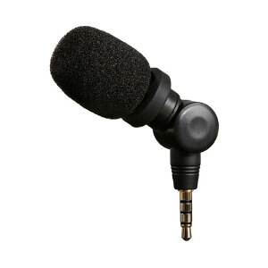 Saramonic Smartmic TRRS Condenser Microphone for Smartphones (i-Mic)