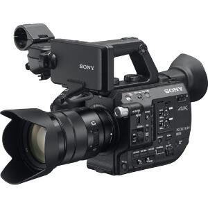 Sony PXW-FS5K XDCAM Camcorder + Sony G Lens 18-105mm f/4