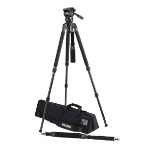 Miller Compass 12 Solo 75 2-StageCarbon Tripod System– 1870