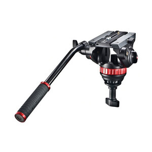 Manfrotto 502A Pro Head with 75mm Half Ball