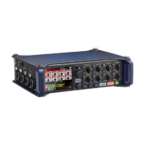 Zoom F8 MultiTrack Field Recorder FXR108