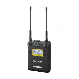 Sony URX-P03D 2-Channel Portable Wireless Receiver for UWP-D Systems