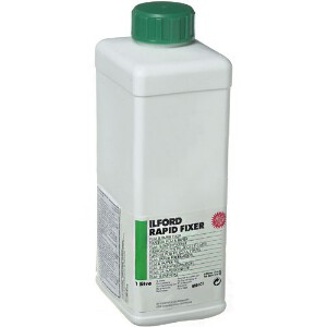 Ilford Rapid Fixer Liquid Concentrate1 Litre
