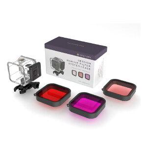 GoScope Marine Kit for GoPro HERO Session Cameras
