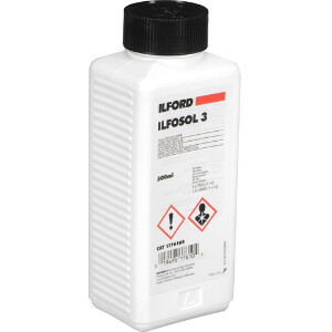Ilford Ilfosol-3 Developer Liquid for Black and White Film 500ml