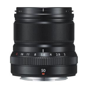 Fujifilm XF 50mm f/2.0 R WR Lens