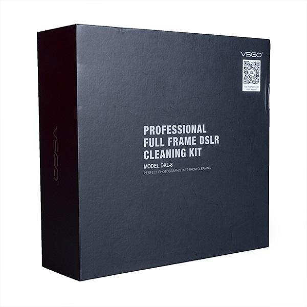 VSGO Professional Full Frame Cleaning Kit