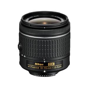 Nikkor Lens AF-P DX Non-VR 18-55mm F/3.5-5.6G - Ex Demo