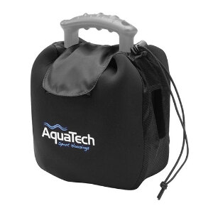 AquaTech Care Bundle - Housing Cover, Flat Port Cover, Polish Kit & Leash