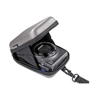 Hama Compact Camera Hardcase 60 L – Grey